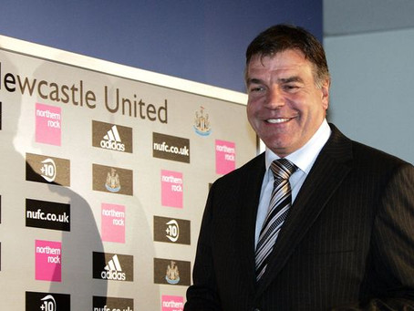 Sam Allardyce's First XI: Where are they now?