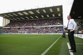 Head to head records: Away v Burnley