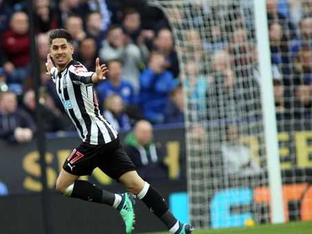 My Day: Leicester City 1-2 Newcastle United (April 2018)