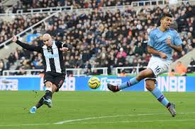 My Day: Newcastle United 2 - 2 Manchester City (30/11/2019)