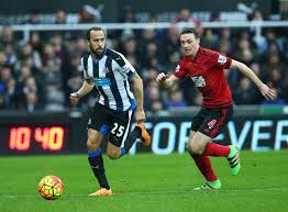 Townsend grabbed his first Newcastle win on his home debut. Picture courtesy of Zimbio.