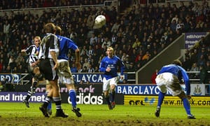 One of the best Premier League goals. Picture courtesy of The Guardian.