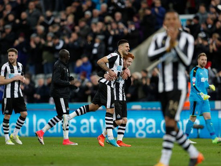The best NUFC matches since August 1992 (30-26)