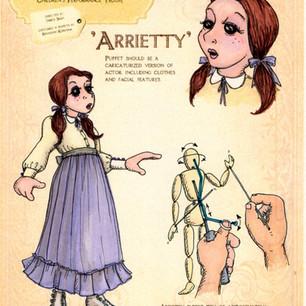 """""""Arietty"""""""