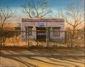 Alto Street Garage - Santa Fe, NM