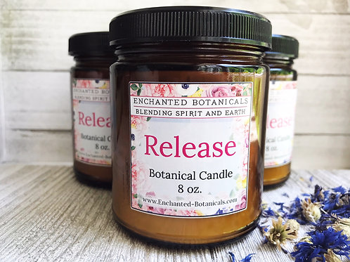 RELEASE Botanical Candle