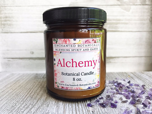 ALCHEMY Botanical Candle