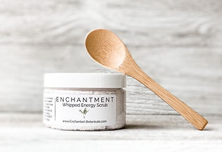 Enchanted Botanicals Whipped Energy Scrub