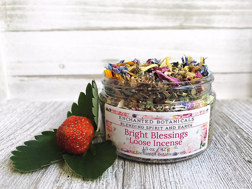 BRIGHT BLESSINGS Loose Incense