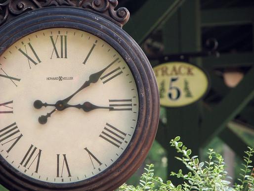 Time Flies ...