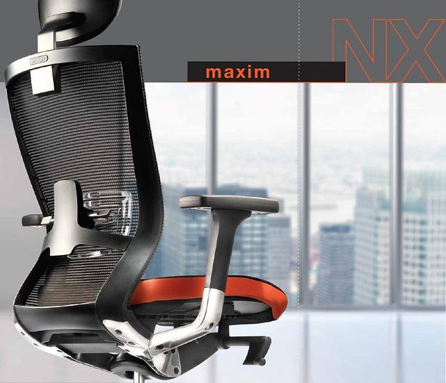 NEW - Executive Ergonomic MESH Chair Series - MAXIM