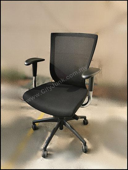 USED - Medium Back Executive MESH Chair