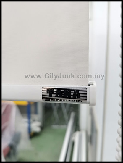 USED - TANA High Quality Roller Blinds