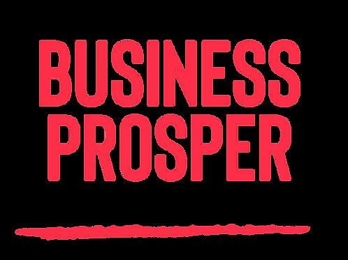 MYBP Conference Sponsor Package 3