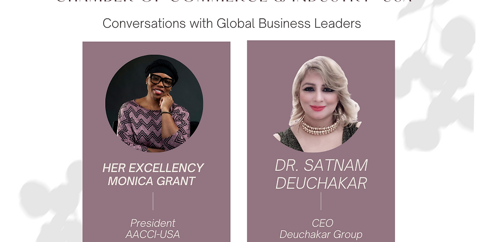 Conversations with Global Business Leaders - Dr. Satnam