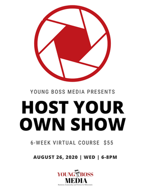 Host Your Own Show Workshop