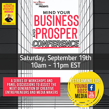 Mind Your Business and Prosper Conference