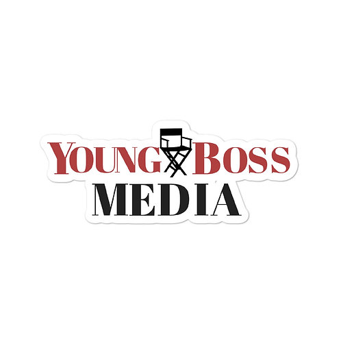 Young Boss Media stickers