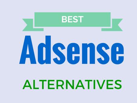 3 Best Google AdSense Alternatives