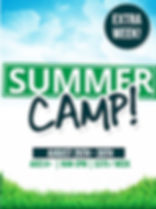Copy of summer camp - Made with PosterMy