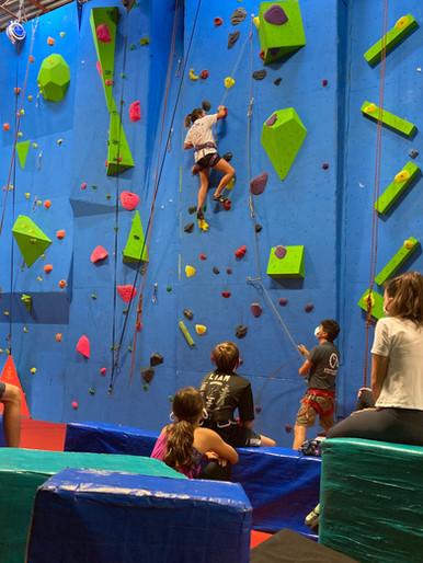Team Lead Climb