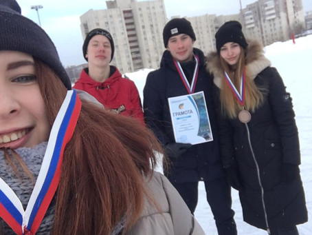 """""""Фестиваль зимних видов спорта"""""""