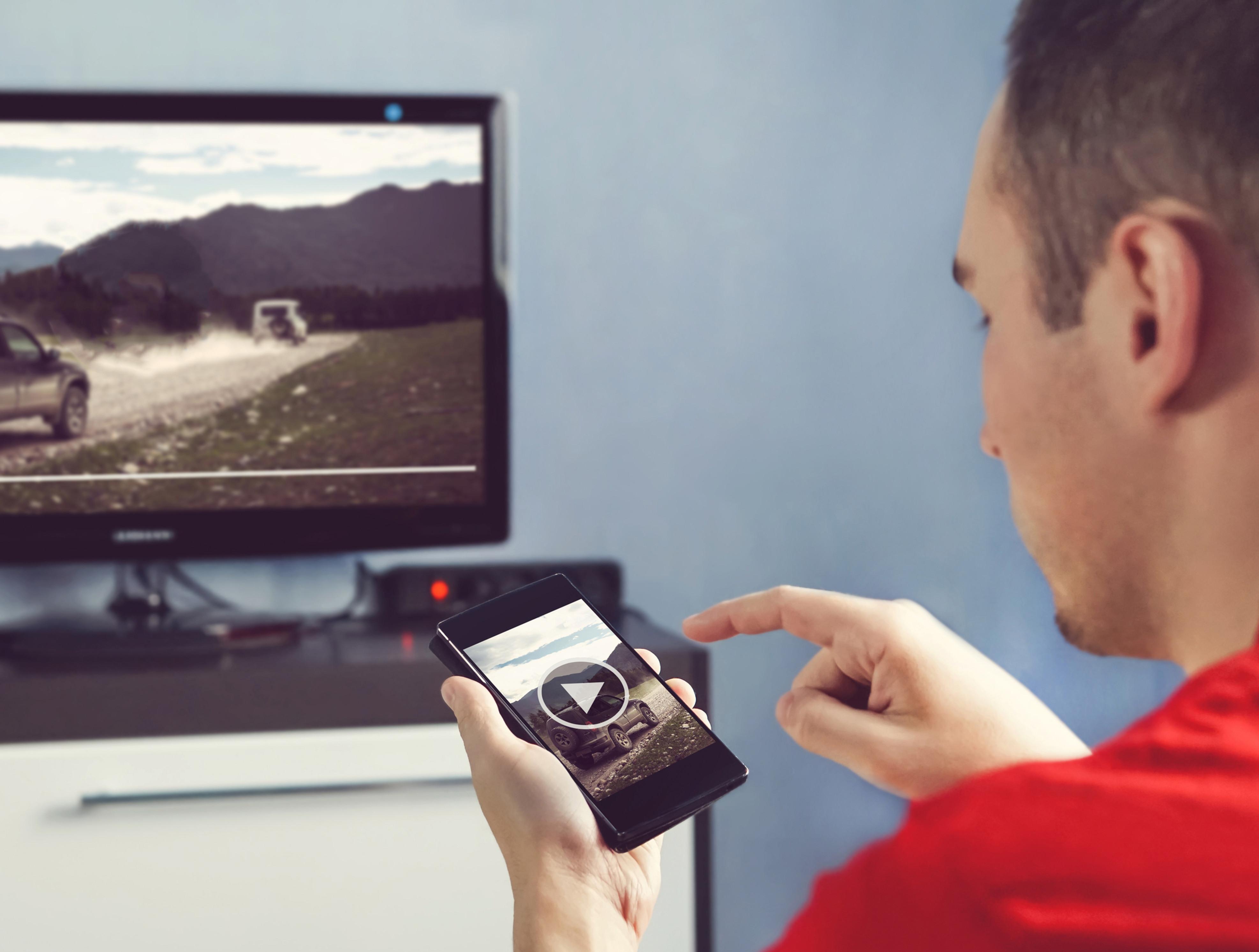 Multi-Camera Streaming