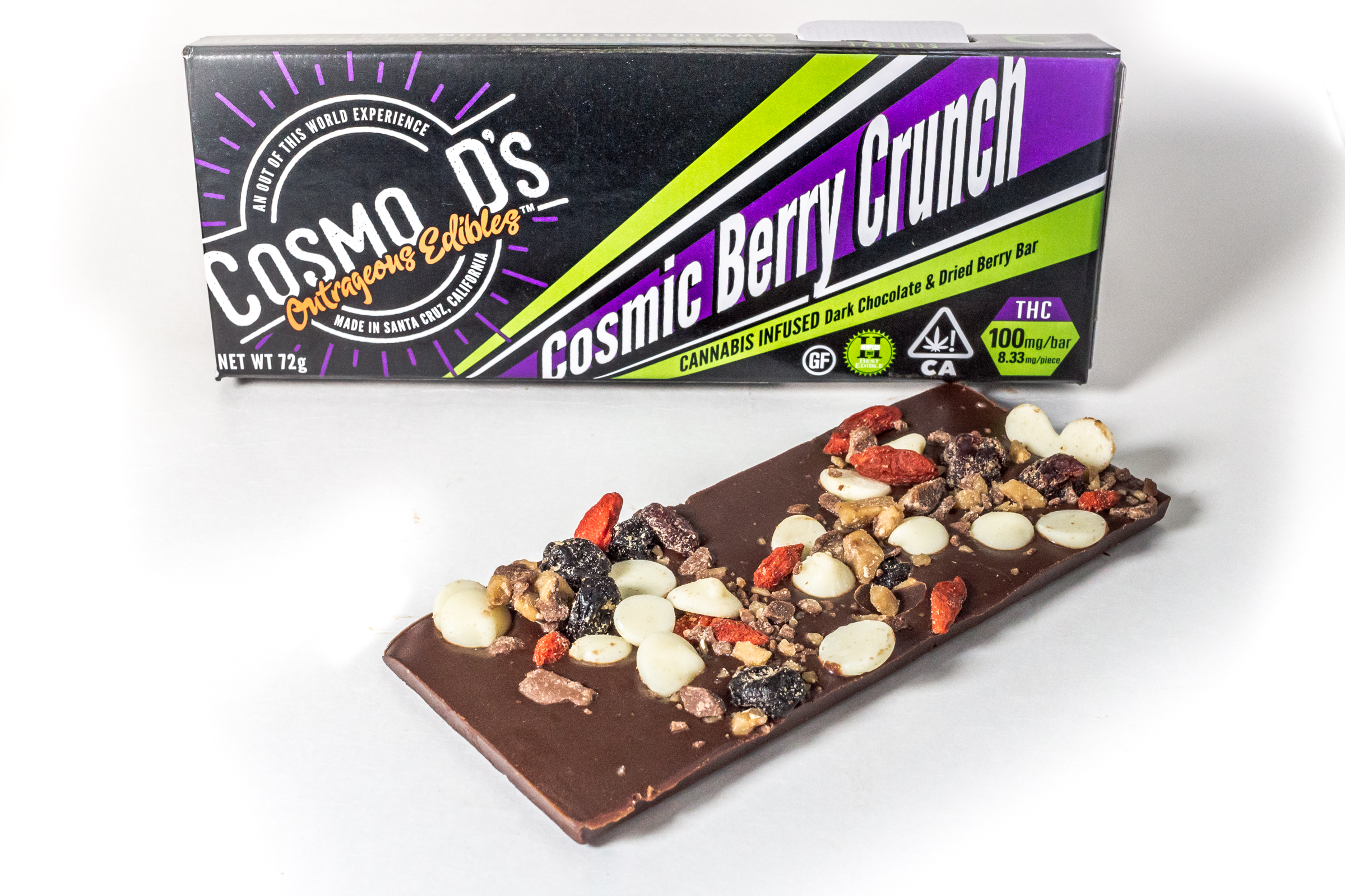 Cosmic Berry Crunch Toppings