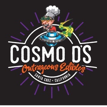 Building our brand for the future! Cosmo D's Outrageous Edibles! #edibles #cannabisedibles #420 #420