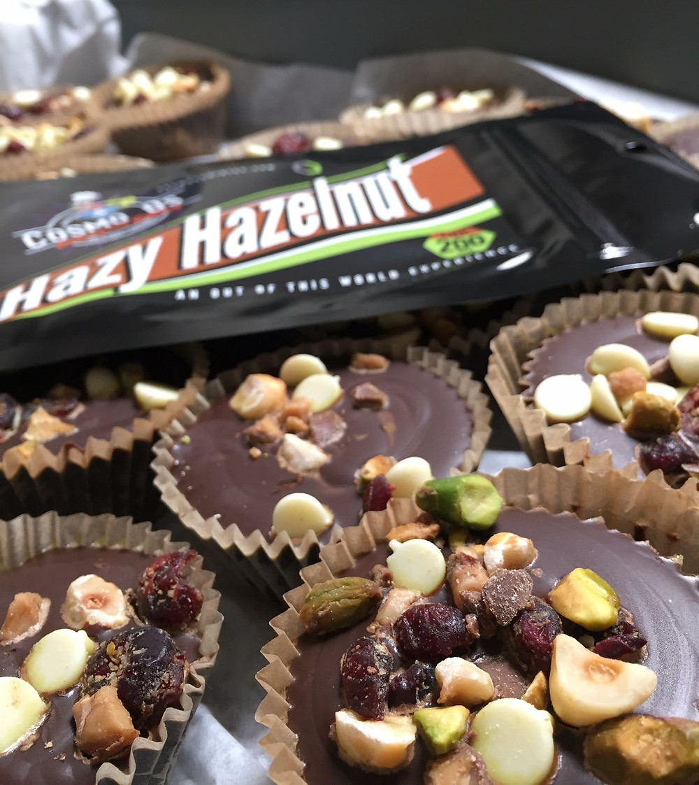 Hazy Hazelnut Chocolate