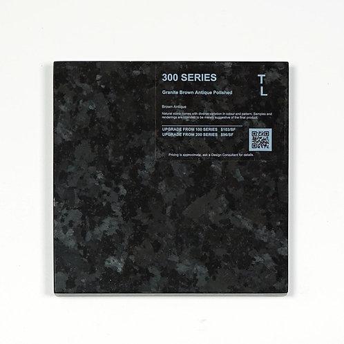 300 Granite Brown Antique Polished