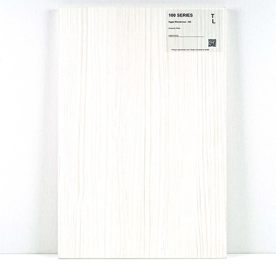 100 Cabinet Hacienda White