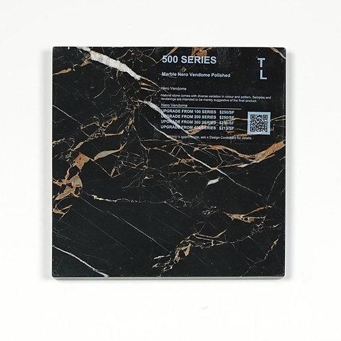 500 Marble Nero Vendome Polished