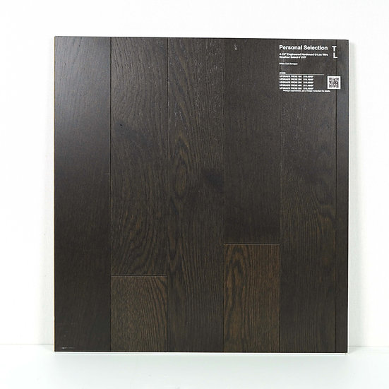 """PS Engineered 4 1/4""""  white oak wire brushed Baroque"""