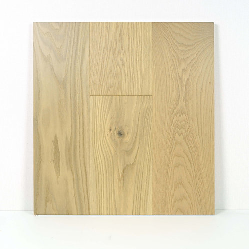 "PS Engineered 7 3/4""  white oak wire brushed Nautilus"