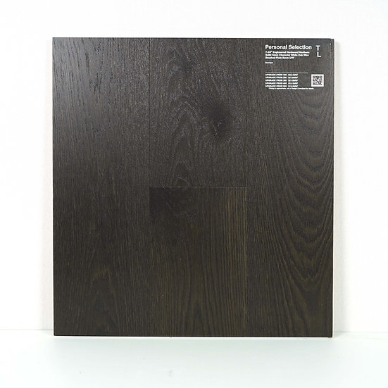 """PS Engineered 7 3/4""""  white oak wire brushed Baroque"""