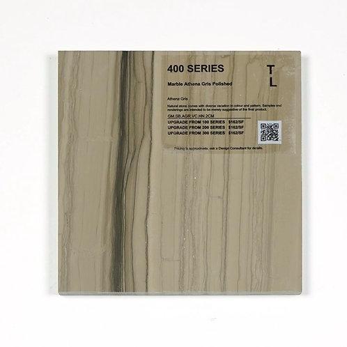 400 Marble Athena Gris Polished