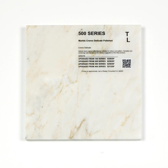 500 Marble Crema Delicate Polished