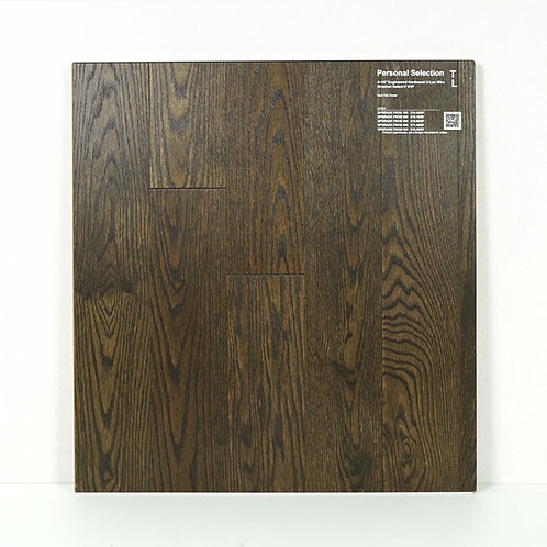 """PS Engineered 4 1/4""""  red oak wire brushed Dover"""