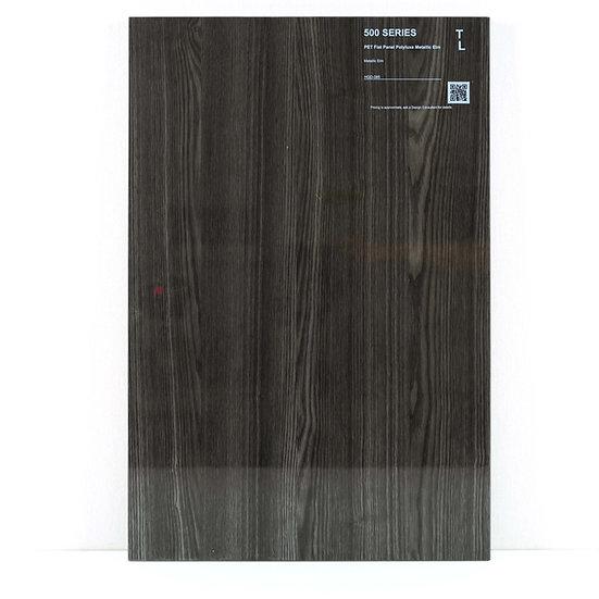500 Accent Cabinet Polyluxe Metallic Elm