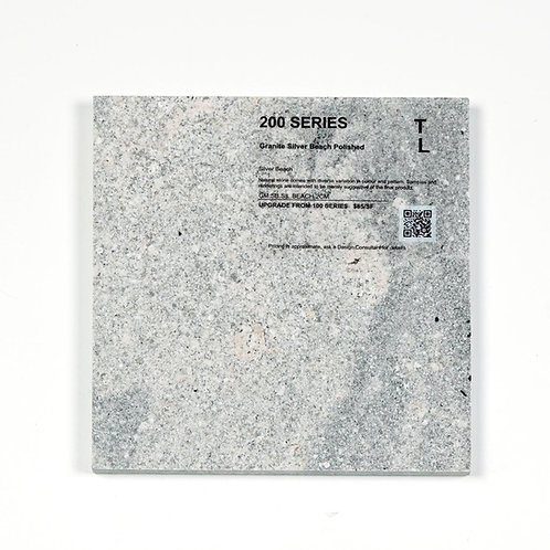 200 Granite Silver Beach Polished