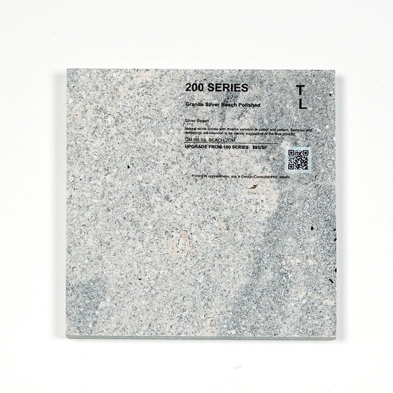 200 Granite Silver Beach Polished