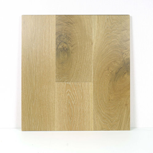 "PS Engineered 7 3/4""  white oak wire brushed Orion"