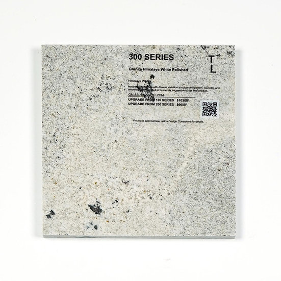 300 Granite Himalaya White Polished