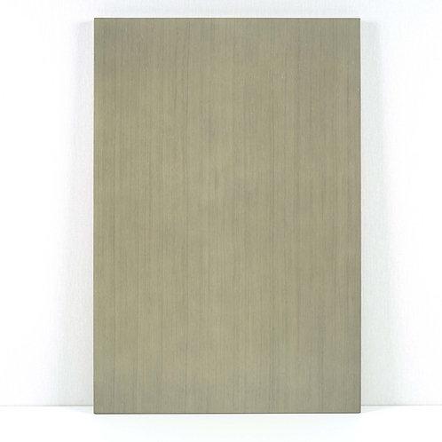 500 Cabinet Engineered White Oak Silver Mist