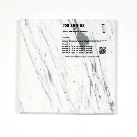 500 Marble Statuarietto Polished