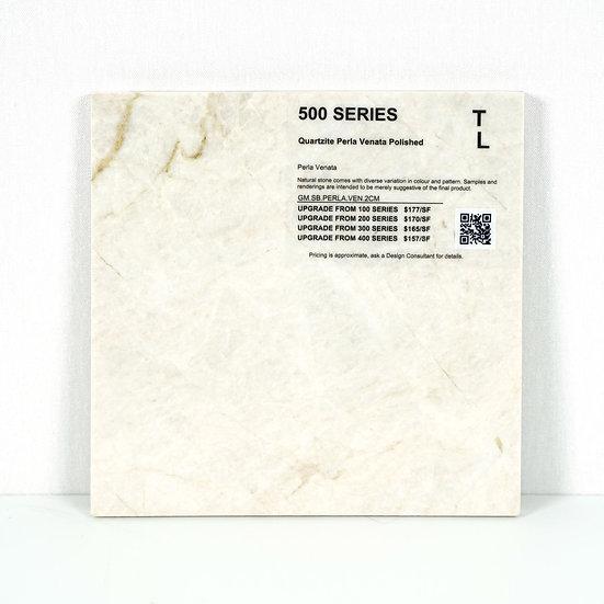 500 Quartzite Perla Venata Polished