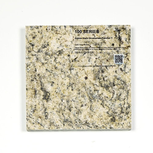 100 Granite Giallo Ornamentale Polished