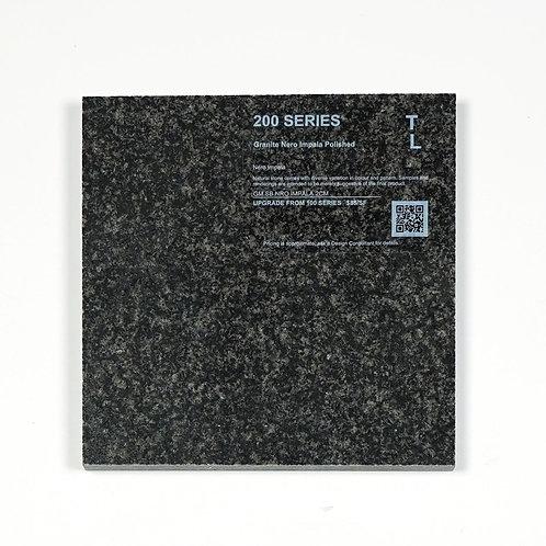 200 Granite Nero Impala Polished