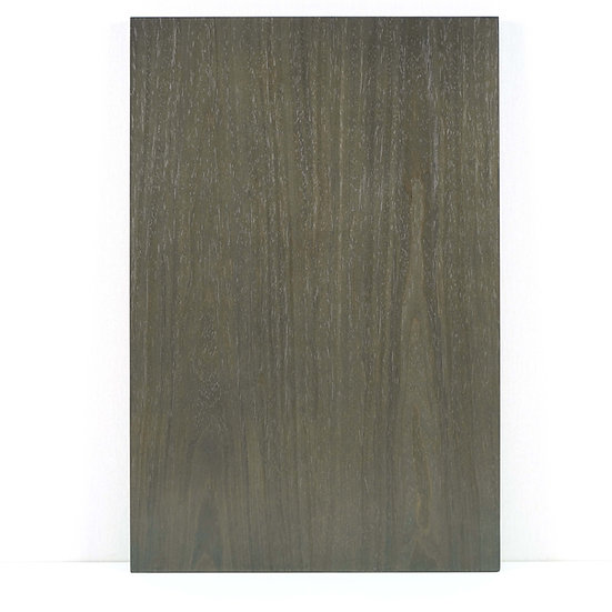 500 Cabinet Engineered Walnut Iron Grey